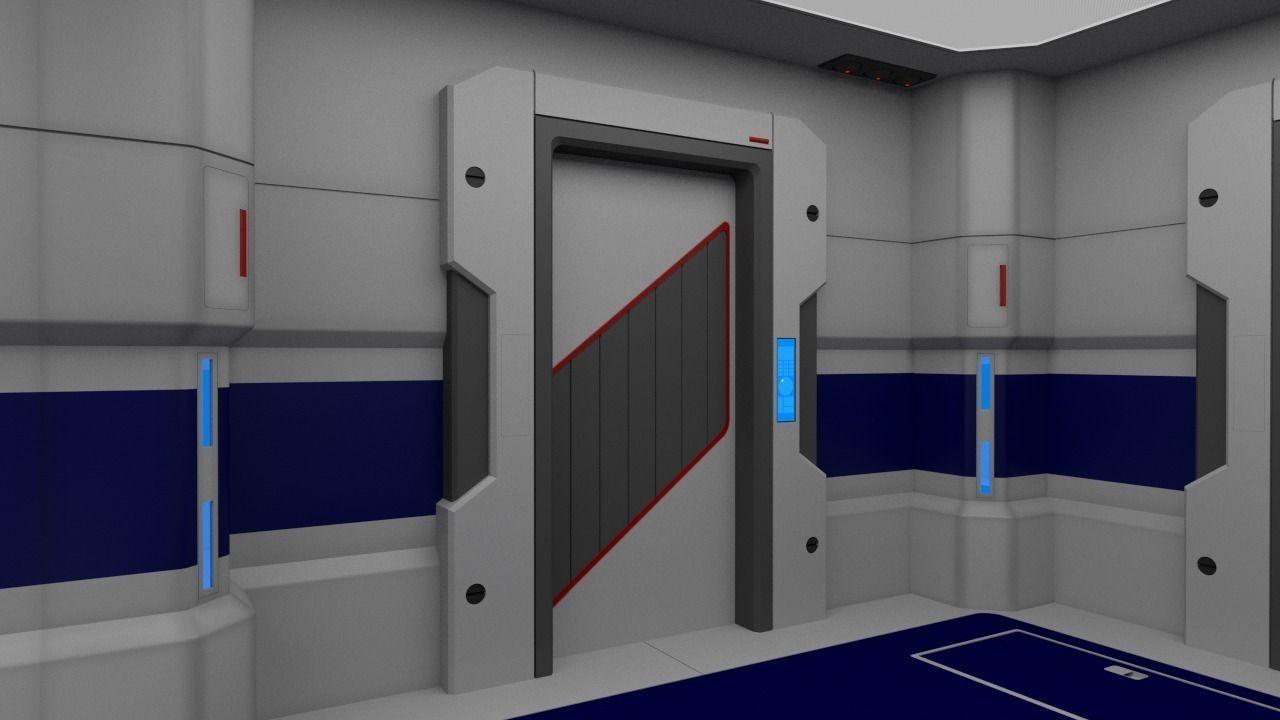Scifi Interior Construction Kit