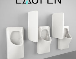 3D model LAUFEN Antero and Cinto Urinal