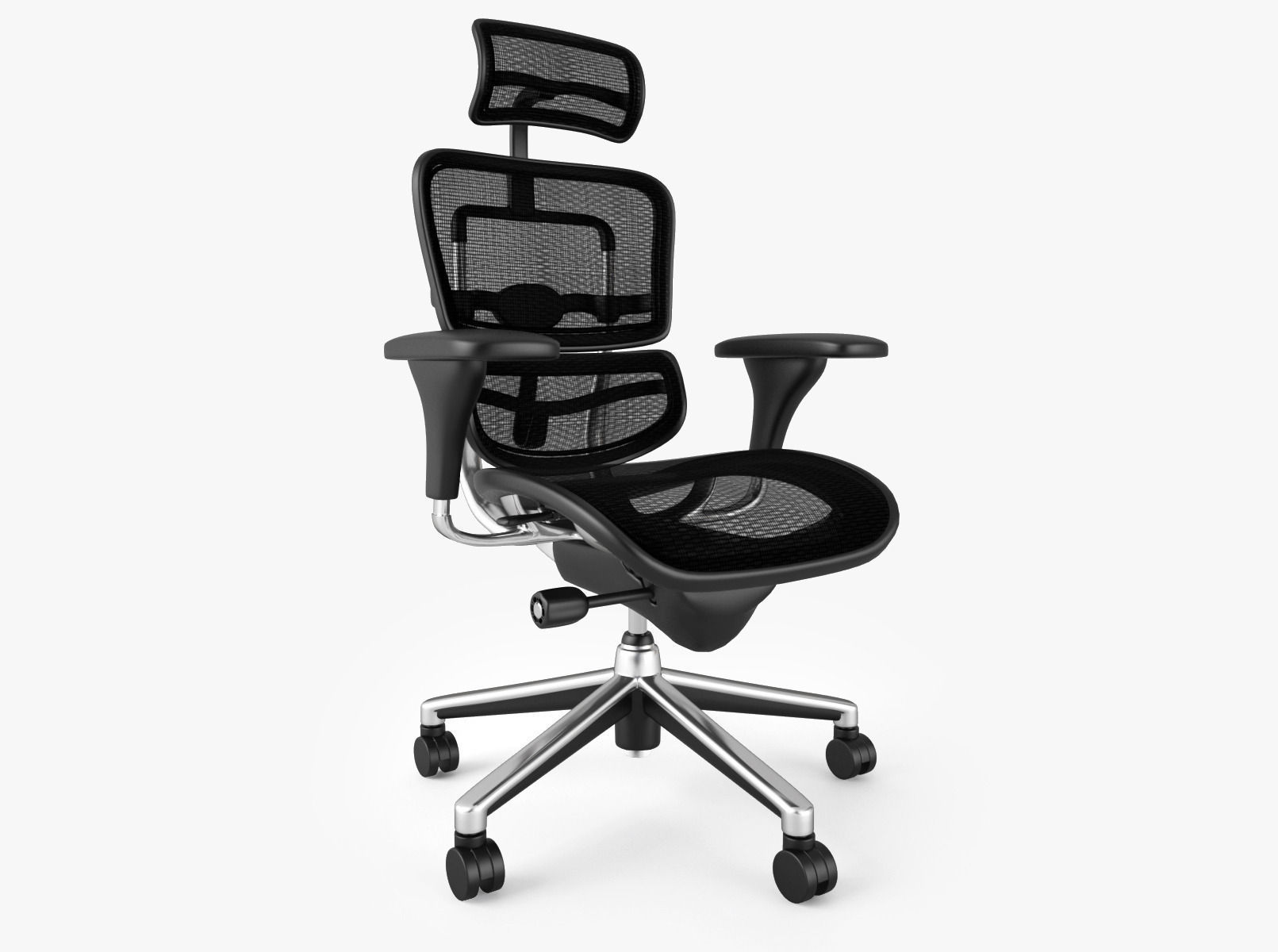 3D model Raynor Ergohuman Chair