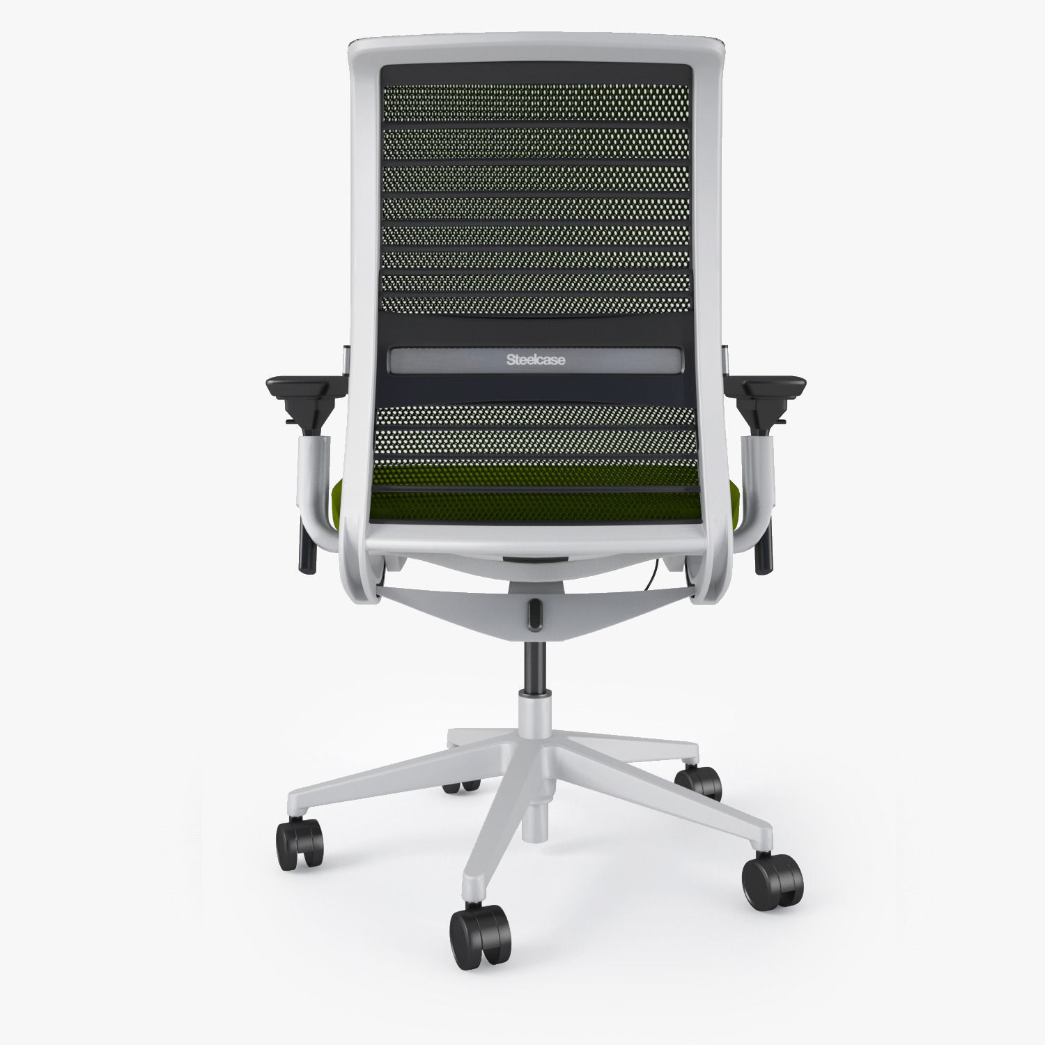 Steelcase Think Chair Assembly Steelcase Think Chair Brochure 3d