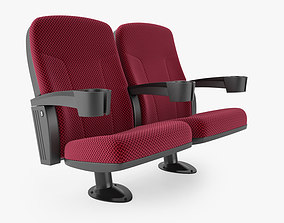 3D model Figueras 9078 Megaseat VIP Cinema Chair