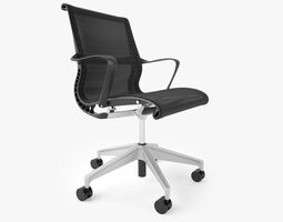 3D model Herman Miller Setu Office Chair