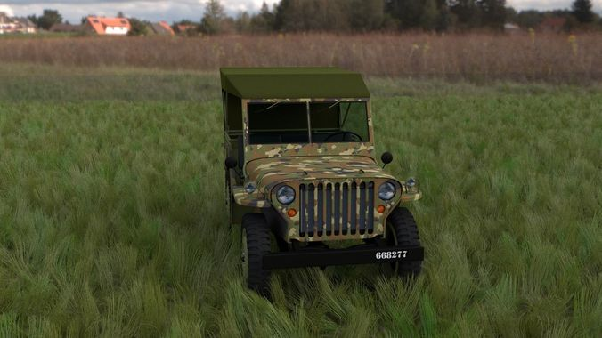 full-w-chassis-jeep-willys-mb-military-c