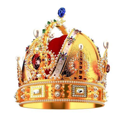 Royal Crown 3d Model Jewel Cgtrader