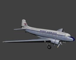 3D model Douglas Dc 3
