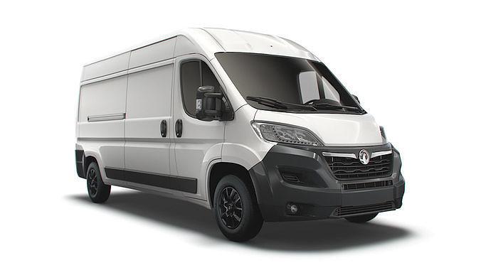 Vauxhall Movano Van L3H2 2022