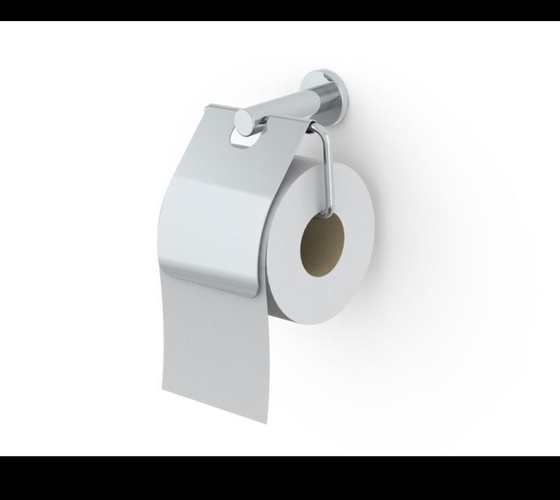 toilet roll holder 3d model ige igs iges 1