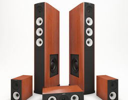 Jamo - Home Cinema Systems - S628HCS 3D