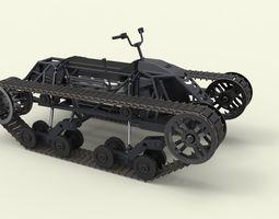 MiniRip 3D Model