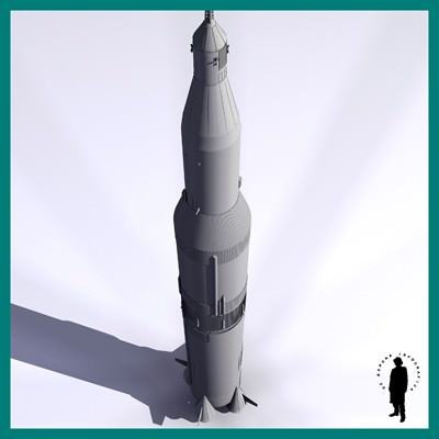 apollo 5 rocket space ship models - photo #7