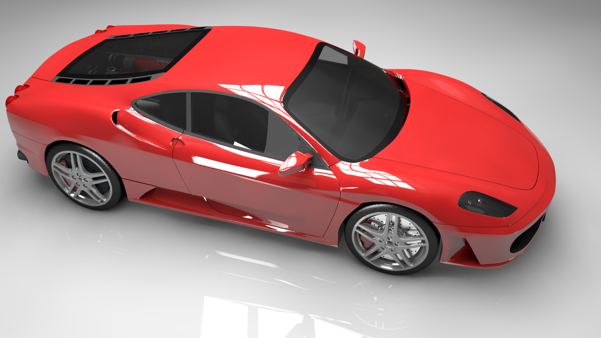 3d model 3ds max modeling vr ar low poly max for Exterior 3ds max model