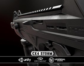 VR / AR ready CX4 Storm - Model and Textures