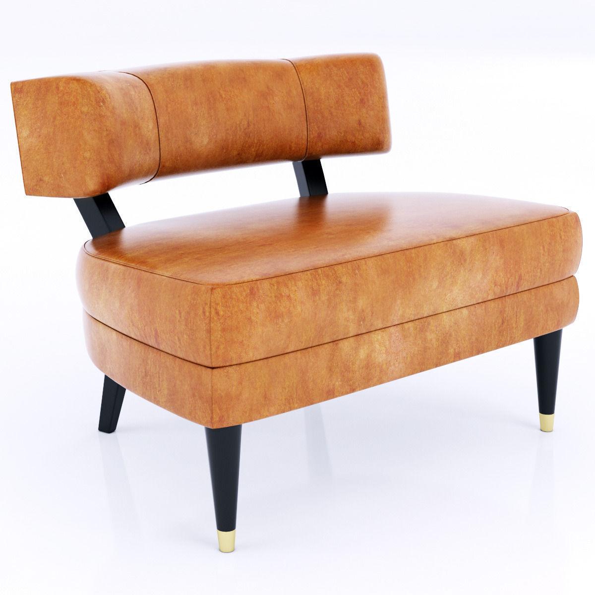Wondrous Jean De Merry Tribeca Chair 3D Model Pdpeps Interior Chair Design Pdpepsorg