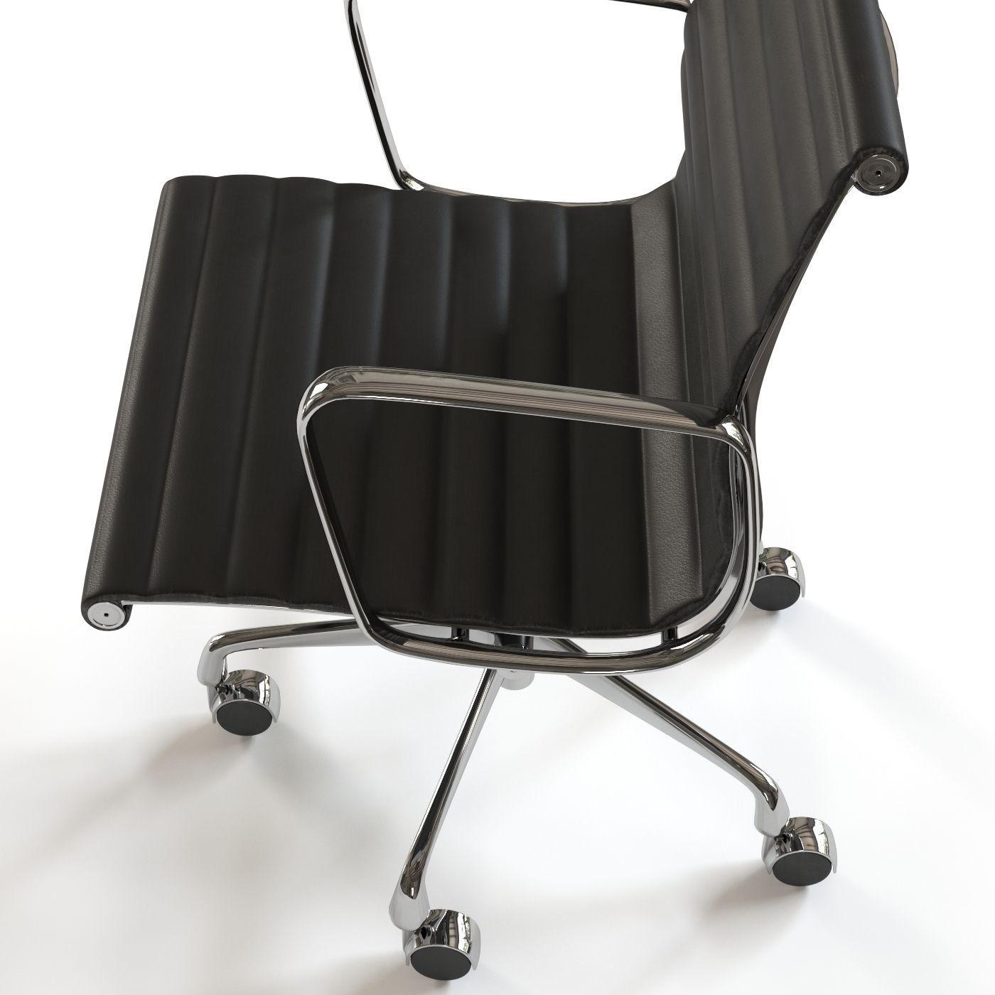 Herman Miller Eames Management Chair 3D