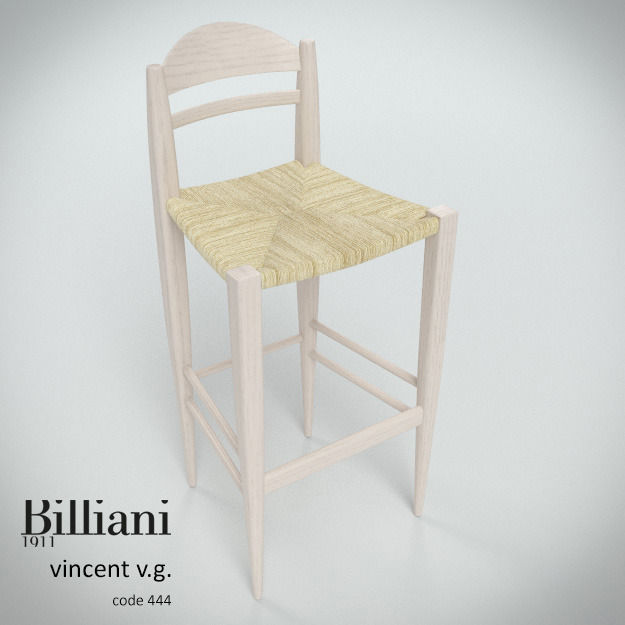 Billiani Vincent VG stool 444 rope