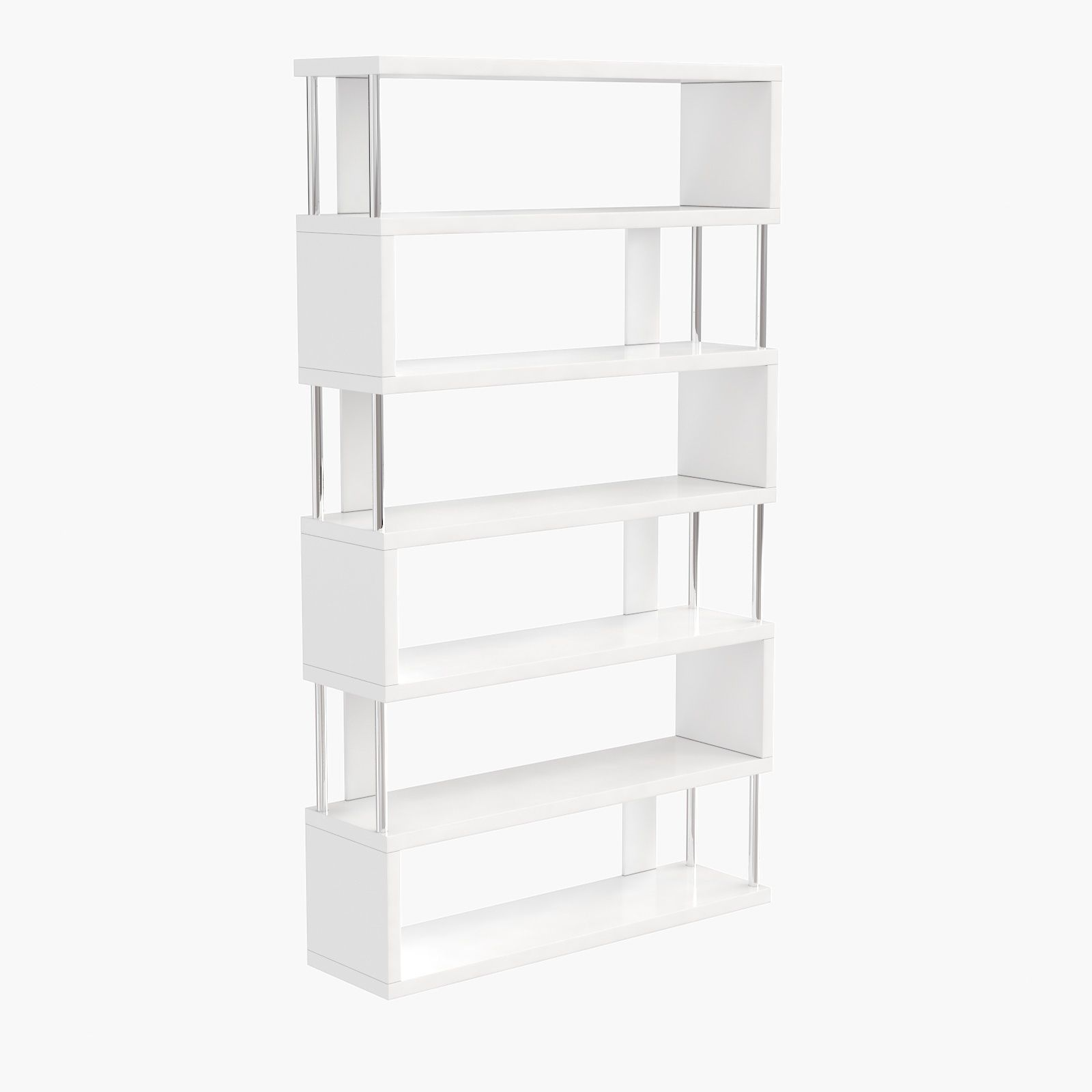 bookcase of cm modern design full square bookcases room oak living white size ideas coffee table side