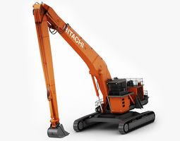3D model Hitachi EX1900