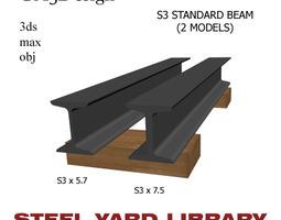 3D S3 Standard Beam