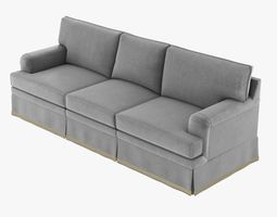 greatroom sofa by cameron collection 3d