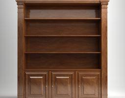 3D model Display Case Cabinet