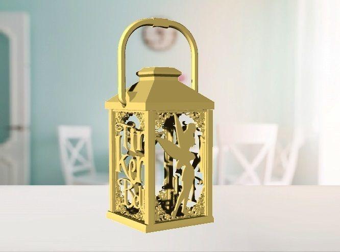 Tinkerbell Lantern
