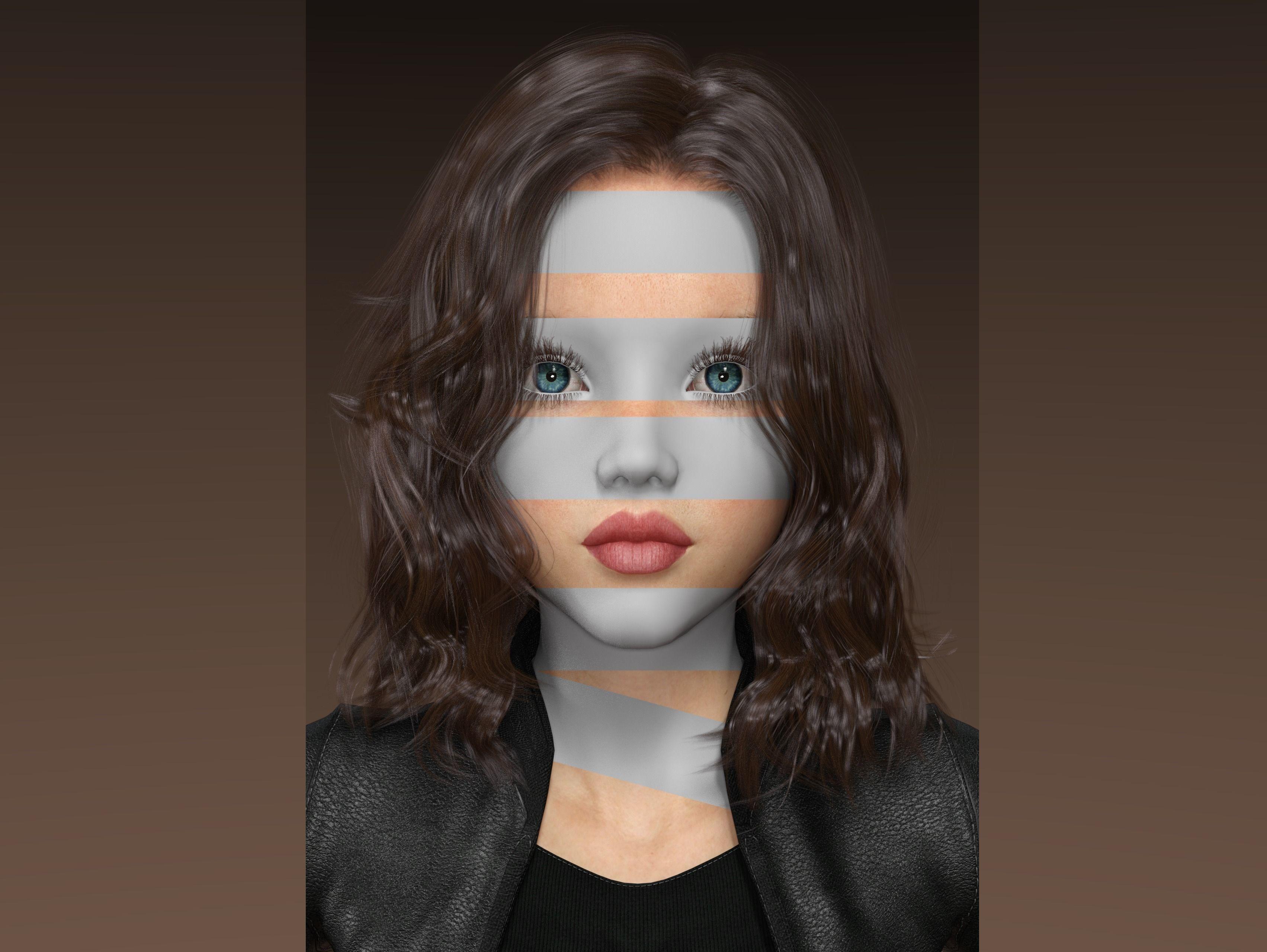 JONA-FEMALE CHARACTER