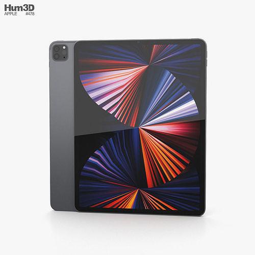 Apple iPad Pro 12-9-inch 2021 Space Gray