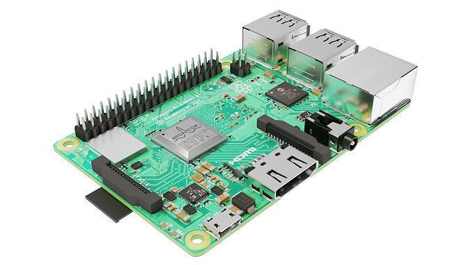 Raspberry pi 3B plus