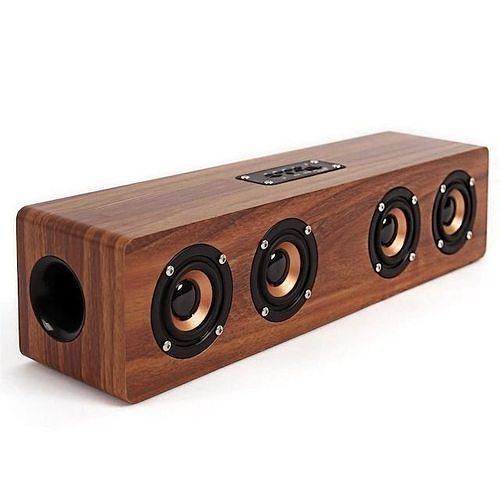 FOUR40W Desk Speaker Bluetooth FM Radio