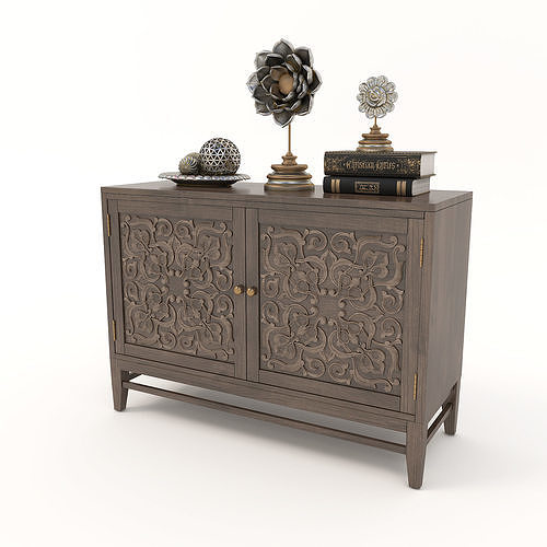 Cabinet and Decorations 7