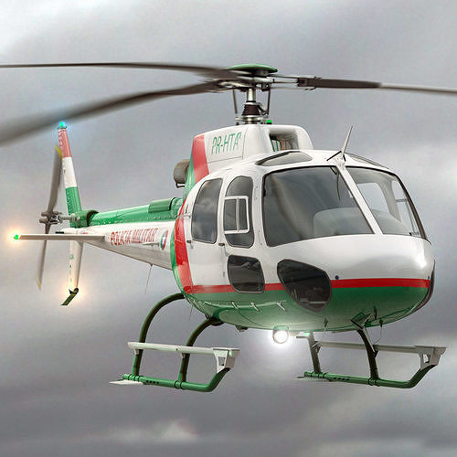 Eurocopter AS 550 Military Police