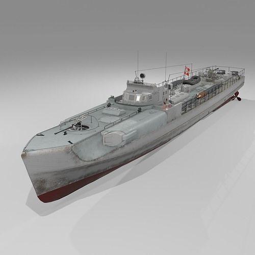 Schnellboot s38 Fast attack craft