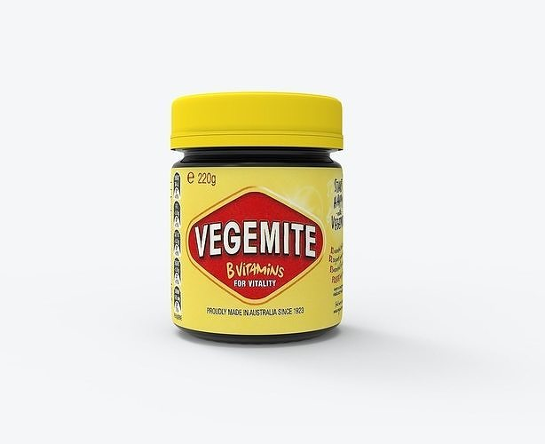Vegemite Pot 220g - Made in Australia