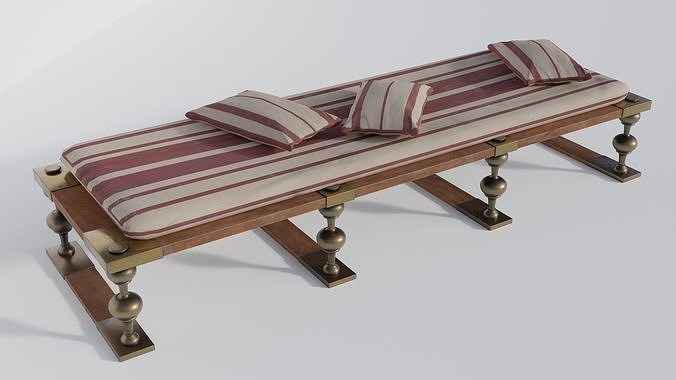 Roman bench - Triclinium