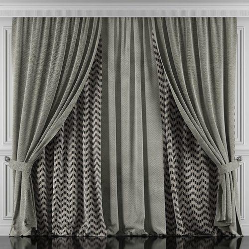 Curtain Set 426