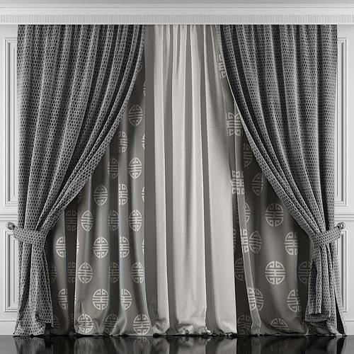 Curtain Set 440