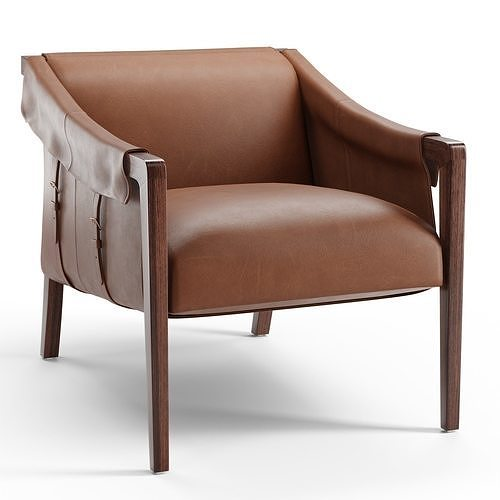 Payson Leather Chair