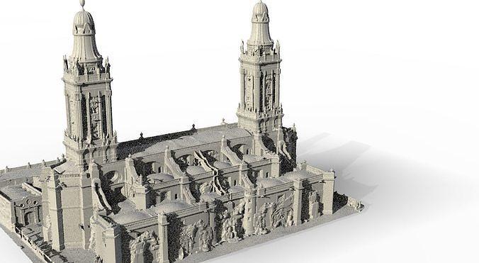 Church In Ruins variation