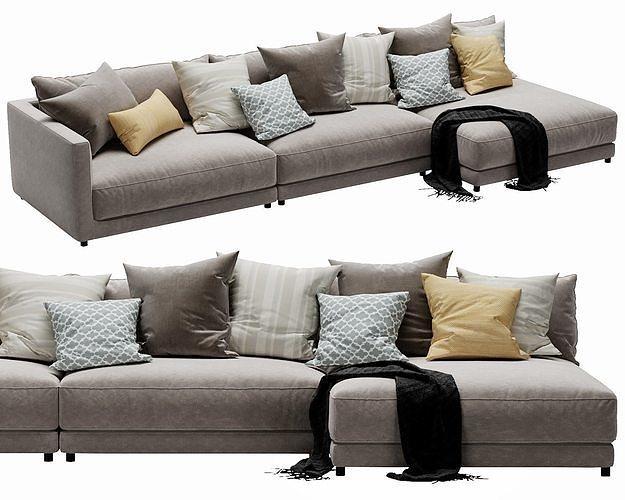 Blanche katarina corner couch