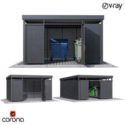 Modular boxes SET2