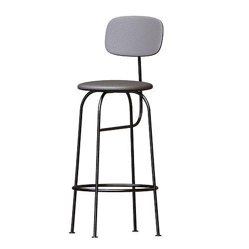GY-b8216-BL bar stool
