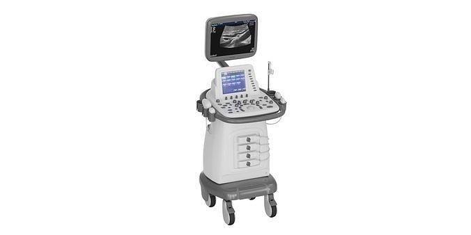 Ultrasound machine SonoScape S20Exp BLENDER 3D Model Cycles