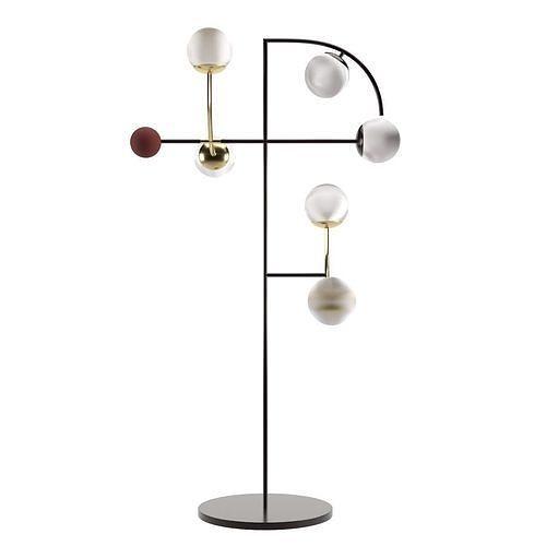 HELIO FLOOR LIGHT by Loft-Concept