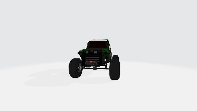 Voxel Buggy