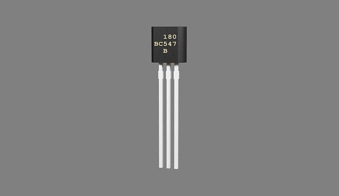 Transistor 547 - Electronic parts