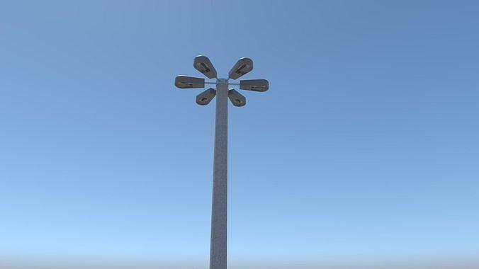 Lamp Post 01