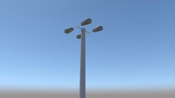 Lamp Post 06