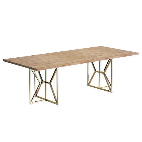 Crate and Barrel Hayes Rectangular Table