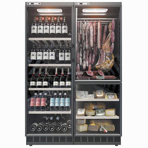 Calice wine fridge