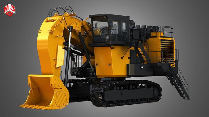 EX8000-6 - Hydraulic Mining Shovel